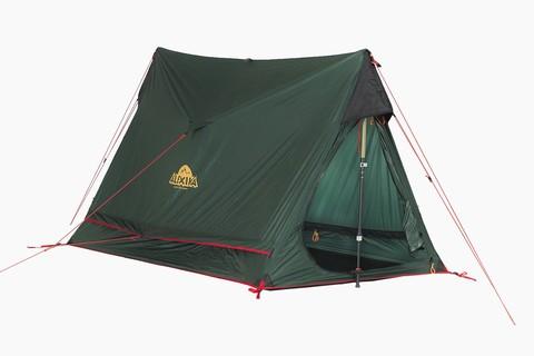 Купить недорого туристическую палатку Alexika Solo 2-х местная со скидкой.