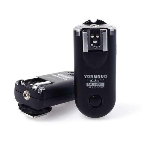 Радиосинхронизатор Yongnuo RF-603 II N3 для Nikon