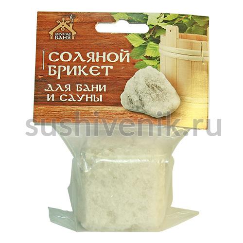 Соляная плитка для бани