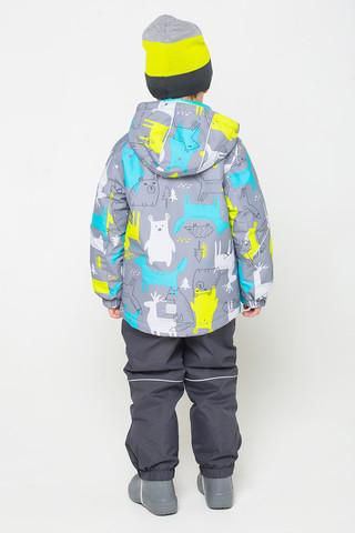 Crockid (Крокид) комплект демисезонный утепленный для мальчика