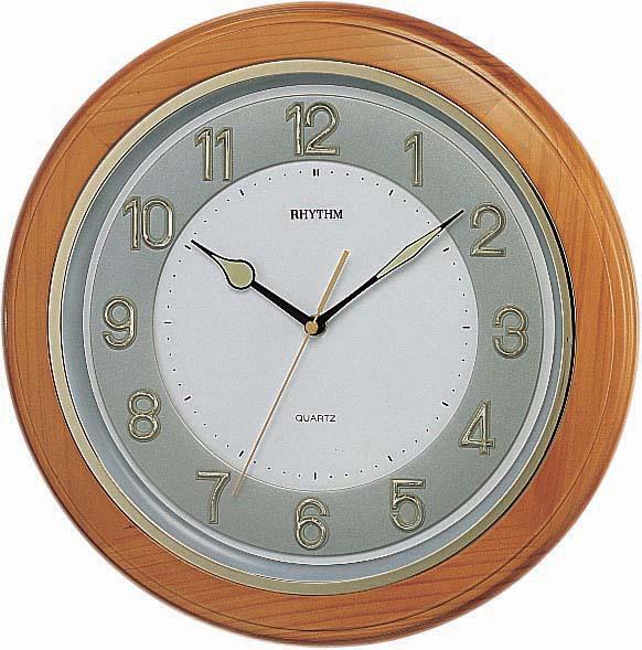 Настенные часы Rhythm CMG266BR07