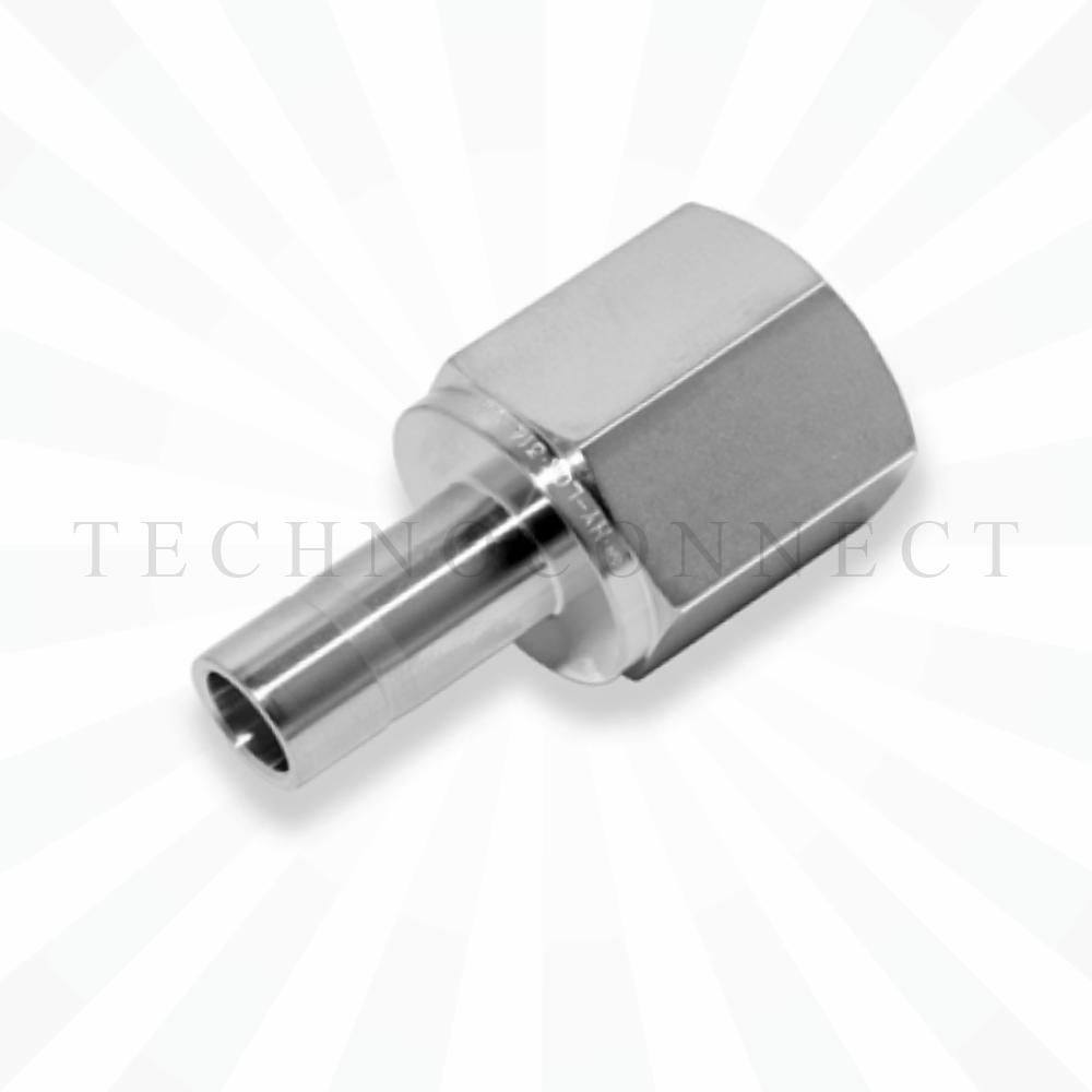 CAFG-10M-4G  Переходник с внутренней резьбой: присоедин. фитинг  10мм- резьба внутренняя G 1/4