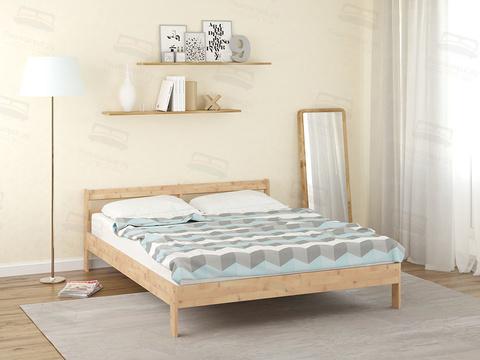 Кровать Райтон Оттава (цвет матовый лак)