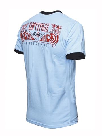 Футболка Варгградъ мужская голубая