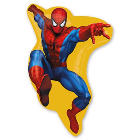 Фигура фольга Человек паук в полёте