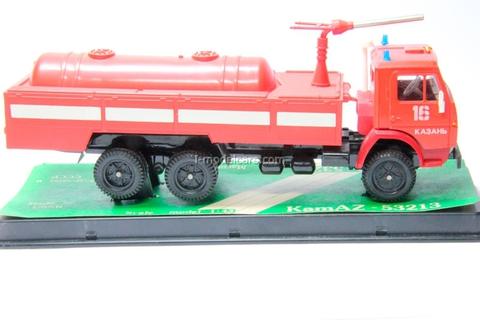 KAMAZ-53213 fire engine Elecon 1:43