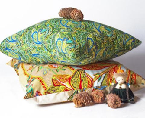 Подушка с кедровой стружкой