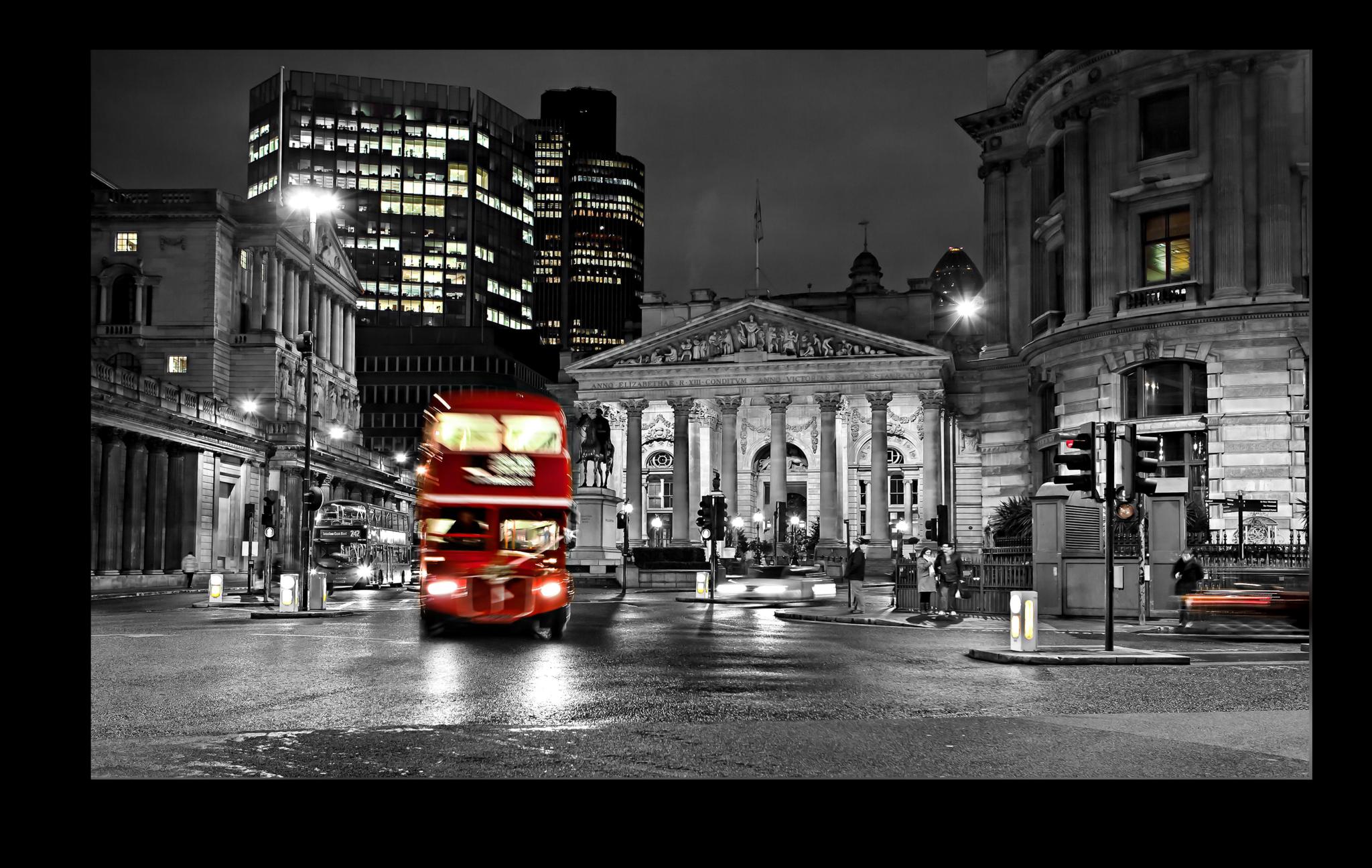 """Постеры Постер """"Черно-белый лондон"""" п78.png"""
