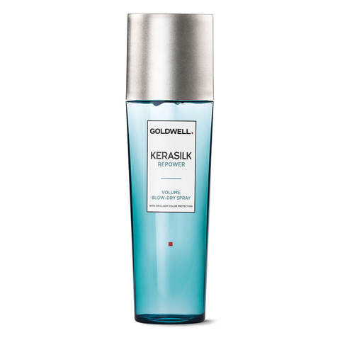 Спрей термозащитный для объема Goldwell Kerasilk Repower Volume Blow-Dry Spray, 125 мл