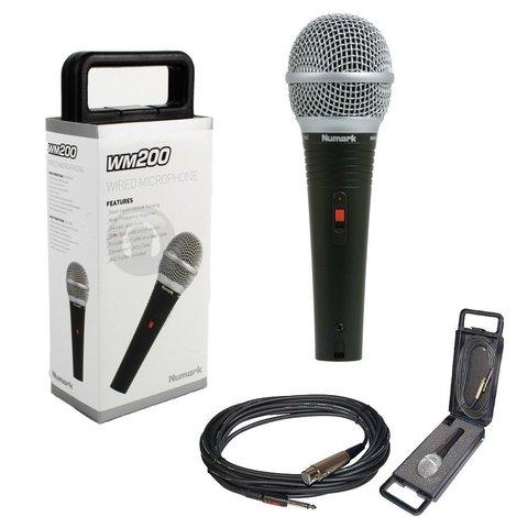 NUMARK WM200, профессиональный микрофон
