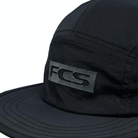 FCS Essential Surf Cap Hat Black MD