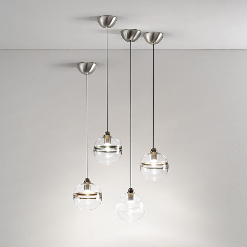 Подвесной светильник Vistosi Oro LED