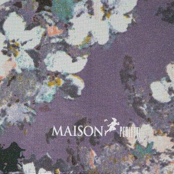 Зонт складной Maison Perletti 16223-1 Vintage lilla