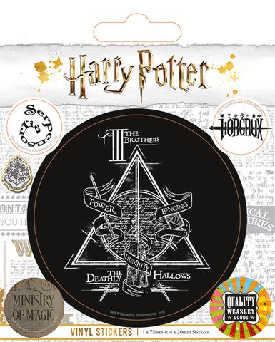 Набор стикеров Harry Potter (Symbols)