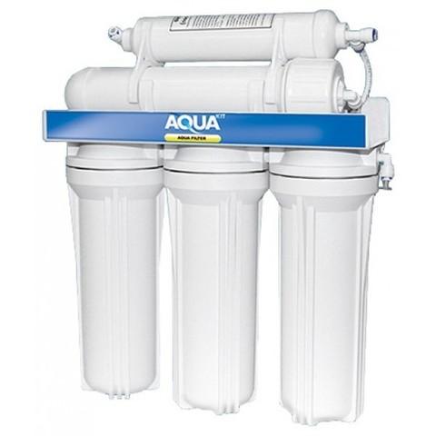 Система водоочистная AquaKit UF-5-1 (система с УФ мембраной, 5 ступеней)