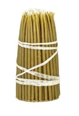 Свечи  №0 вес 250 гр второй сорт