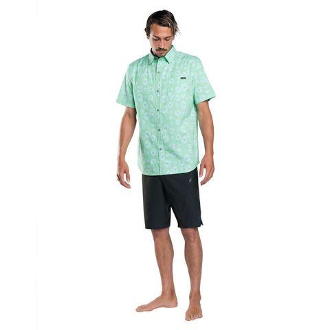 Рубашка SUPERBRAND WAMPUM S/S WOVEN