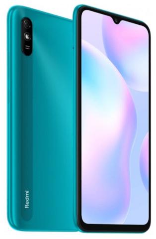 Смартфон Xiaomi Redmi 9A 2/32Gb Зеленый Global Version