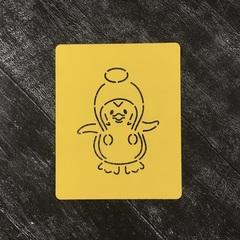 Пингвин №6 в шапочке