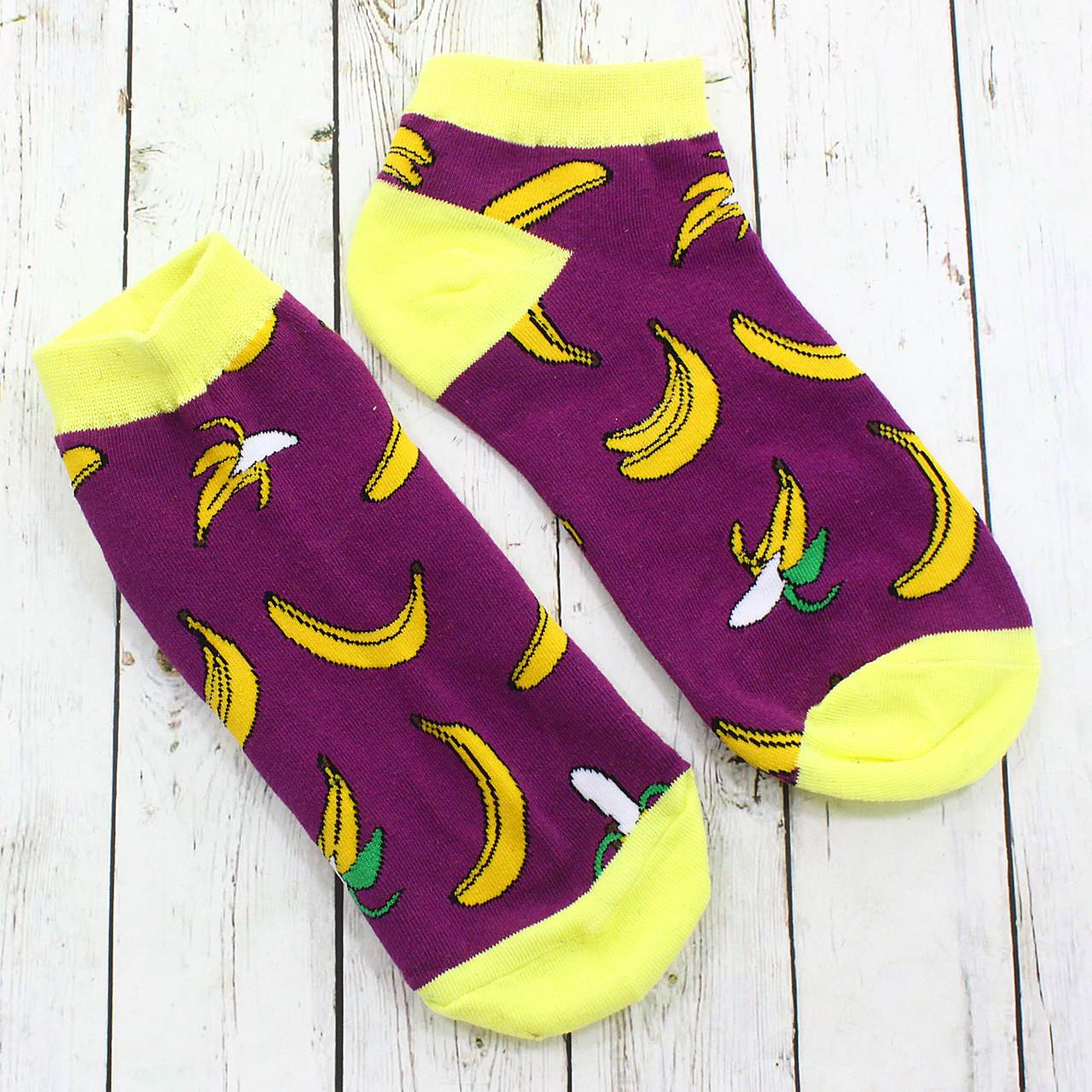 Короткие носки Banana