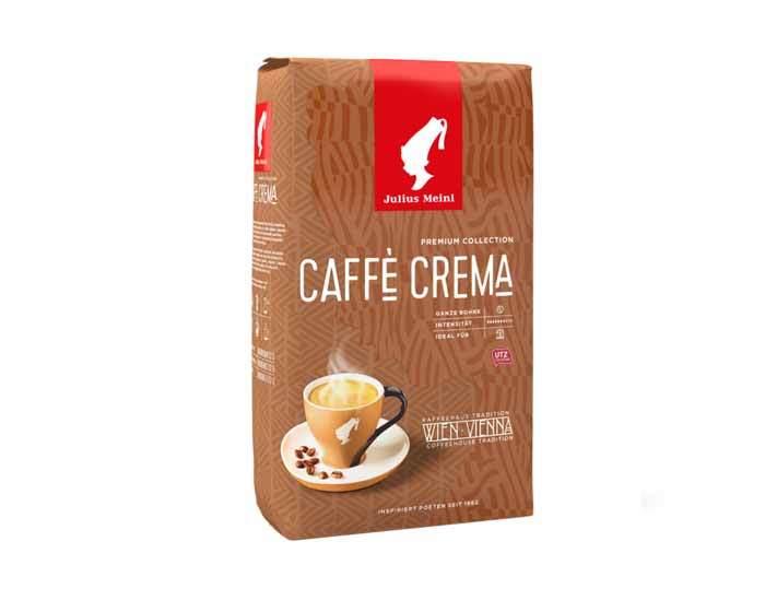 Кофе в зернах Julius Meinl Caffe Crema Premium Collection, 1 кг (Юлиус Майнл)
