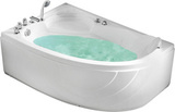 Гидромассажная ванна Gemy G9009 B L 150х100