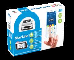 Автосигнализация StarLine A63 2CAN+2LIN ECO