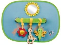 Vulli Коврик развивающий (2 шт.) с игрушками в авто (470210)