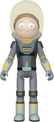Space Suit Morty Action Figure!    Морти в Скафандре