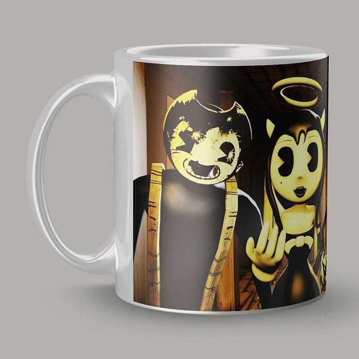 Кружка с Бенди и Алисой (1 ракурс) - купить в интернет-магазине kinoshop24.ru с быстрой доставкой