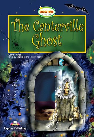 The Canterville Ghost. Кентервильское привидение. Оскар Уайльд. Уровень А2-В1 (6-7 класс) Книга для чтения с электронным приложением