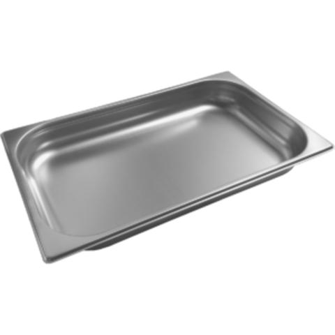 Гастроемкость (11065) GN1/1*65mm, 530х325х65*0,6мм (нерж.сталь)