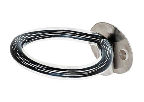 Фенодержатель - кольцо (металл+пластик)