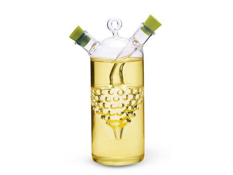 7521 FISSMAN Ёмкость для жидких специй, масла 2в1 50 мл / 320 мл,  купить