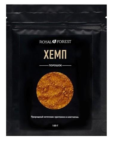 Хемп (конопляный протеин) 100г