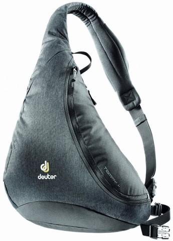 Картинка рюкзак однолямочный Deuter Tommy L Dresscode-Black