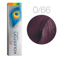 Wella Koleston Perfect Special Mix 0/66 (фиолетовый интенсивный) - Краска для волос