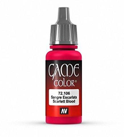 Game Color Scarlett Blood 17 ml.