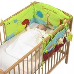 Vulli Музыкальный бампер на кроватку (850718)