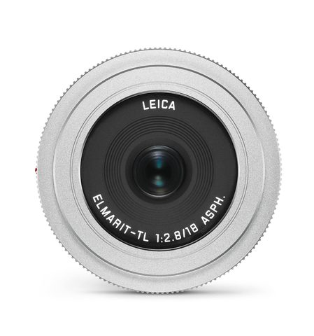 Leica Elmarit-TL 18mm F2.8 ASPH Silver