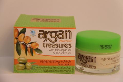 Регенерирующий крем для лица с фруктовыми кислотами