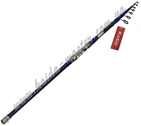 Спиннинг Rock 2,7 метра, тест 10-40 гр