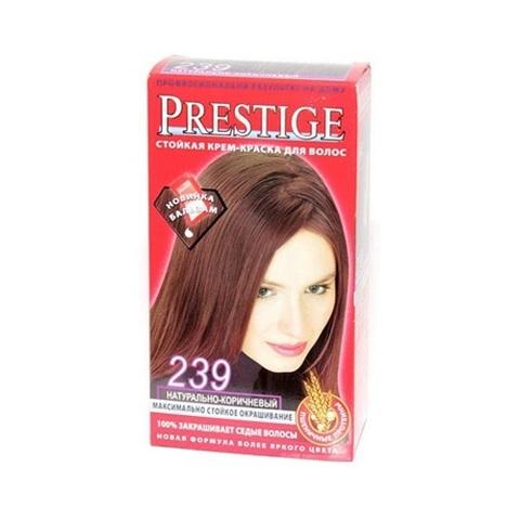 Краска для волос Prestige 239 - Натурально-коричневый