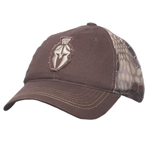 Бейсболка KRYPTEK SPARTAN D (highlander/brown)