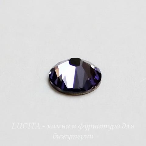 2058 Стразы Сваровски холодной фиксации Tanzanite ss12 (3,0-3,2 мм), 12 штук