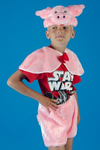 Карнавальный костюм Поросёнка 1