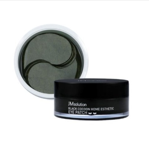 Патчи JM Solution Black Cocoon Eye Patch