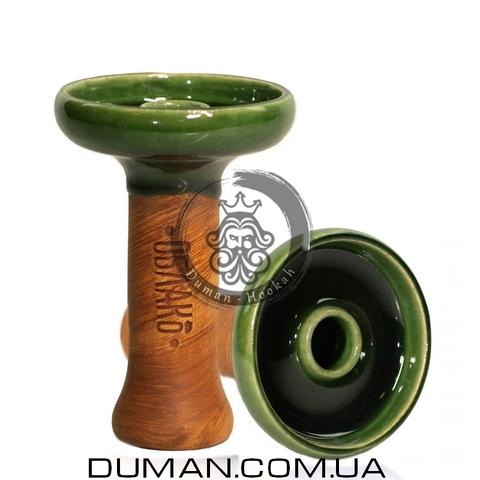 Чаша Oblako Phunnel Glaze Top (Облако) |Dark Green L
