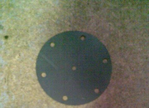 22225389 Уплотнение резиновое для UNISERVO