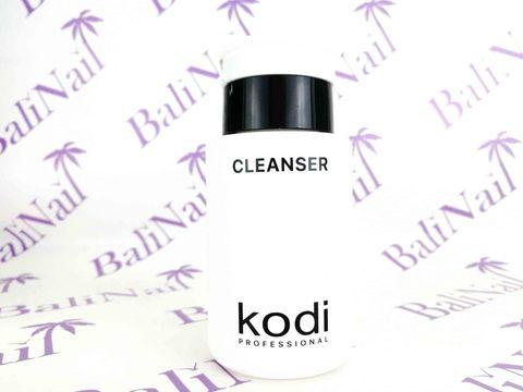 KODI, Жидкость для снятия липкого слоя Cleanser, 160мл